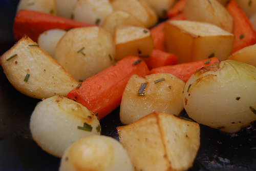 roasting-turnips